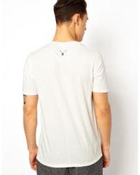 Elvis Jesus | White Tshirt Trenchtown for Men | Lyst
