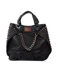 Balmain - Black Handbag - Lyst
