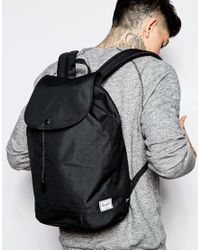 Herschel Supply Co. | Black Reid Backpack | Lyst