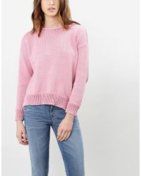 Wool And The Gang | Pink Emma Sweater | Lyst