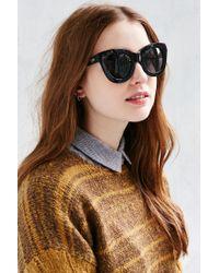 Quay | Black Sugar + Spice Sunglasses | Lyst