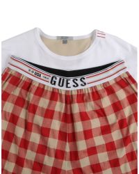 Guess - Red Sleepwear for Men - Lyst