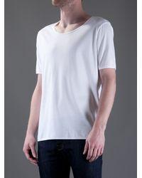 The White Briefs White Oak Tshirt for men