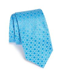 Ted Baker | Gray Geometric Silk Tie for Men | Lyst