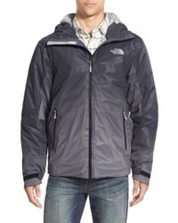 The North Face | Black 'fuseform - Dot Matrix' Waterproof Primaloft Jacket for Men | Lyst