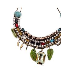 Iosselliani - Multicolor Turquoise Necklace - Lyst