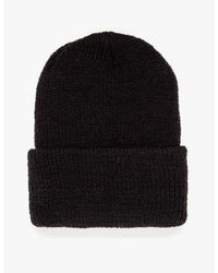 Need Supply Co.   Black Wool Watch Cap for Men   Lyst