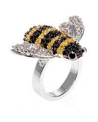 Noir Jewelry | Multicolor Lee The Bee Ring | Lyst