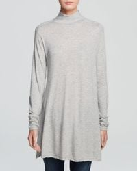Free People Gray Tunic Dress - Gemma