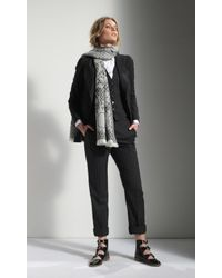 Temperley London | Black Nico Stripe Millie Jacket | Lyst