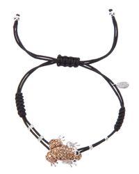 Pippo Perez - Metallic Frog Bracelet - Lyst