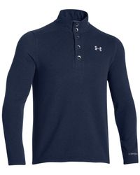 Under Armour Gray Men's Storm Specialist Sweater for men