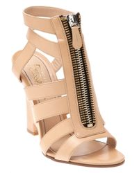 Jerome C. Rousseau - Natural Arcos Zip Wedge - Lyst