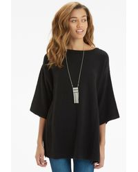 Oasis | Metallic Long Tassel Necklace | Lyst