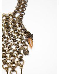 Haati Chai - Metallic Haar Necklace - Lyst