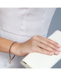 Astley Clarke - Black Sun Friendship Bracelet - Lyst