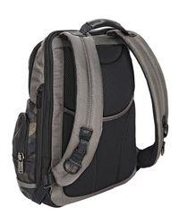 Tumi - Black Alpha Bravo Gray/camo Knox Backpack for Men - Lyst