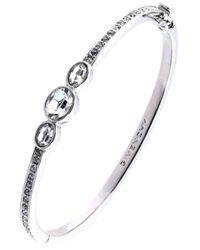 Givenchy | Metallic Fancy Delancy Bangle Bracelet | Lyst