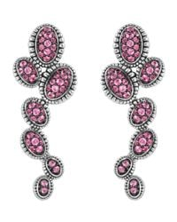 Lagos Muse Pink Sapphire Earrings