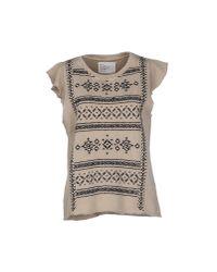Leon & Harper - Natural Sweatshirt - Lyst