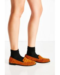 Jeffrey Campbell Brown Calson Loafer