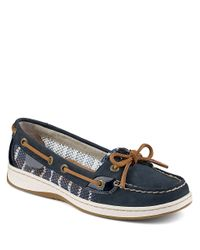 Sperry Top-Sider - Blue Angelfish Boat Shoes - Lyst