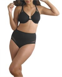 Miraclesuit | Black Shaping Waistline Brief | Lyst