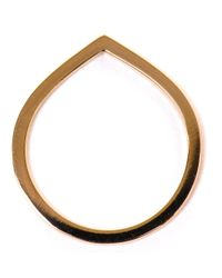 Repossi - Pink Antifer 18k Rose Gold Ring - Lyst