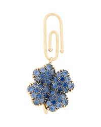 Aurelie Bidermann | Blue Four-leaf Clover Charm | Lyst