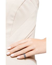 AS29 | Black Lana Double Pinky Ring | Lyst