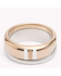 Tommy Hilfiger | Pink Ring | Lyst