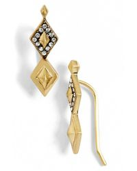 House of Harlow 1960 | Metallic 1960 'kraals' Ear Crawlers | Lyst
