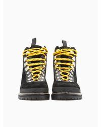 Off-White c/o Virgil Abloh Black Hiking Boots for men