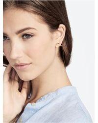 BaubleBar | Metallic Gold Heli Ear Jackets | Lyst