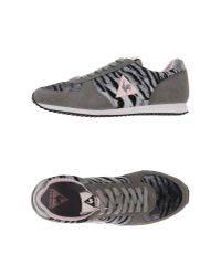 Le Coq Sportif - Gray Low-tops & Trainers - Lyst