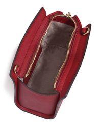 MICHAEL Michael Kors | Red Selma Mini Crossbody Bag | Lyst