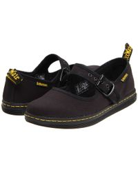 Dr. Martens Black Carnaby Mary Jane