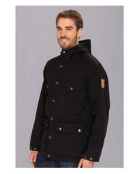 Fjallraven | Black Greenland Jacket for Men | Lyst