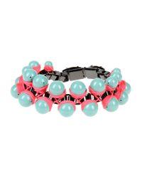 Ellen Conde - Blue Bracelet - Lyst