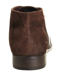 Fly London - Brown Peet Chukka Boots for Men - Lyst