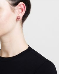 Givenchy Pink Magnetic Ear Stud