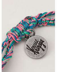 Venessa Arizaga Blue 'Beach Bum' Bracelet