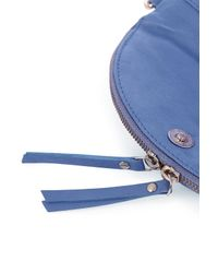 Oasis Blue Leather Clover X Body
