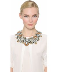 Jenny Packham | Multicolor Messina Ii Necklace - Multi | Lyst