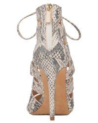 Vince Camuto | Natural Freshi Dress Sandals | Lyst