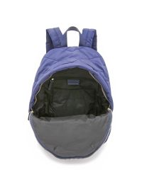 Marc By Marc Jacobs - Blue Crosby Quilt Backpack - India Ink - Lyst