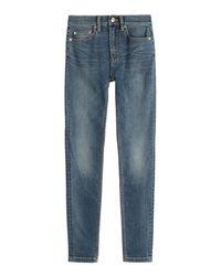 Marc By Marc Jacobs - Ella Stretch Skinny Jeans - Blue - Lyst