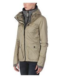 Bench Natural Kresiel 3-in-1 Hooded Jacket