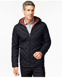 London Fog - Blue 3 In 1 Anorak Jacket for Men - Lyst