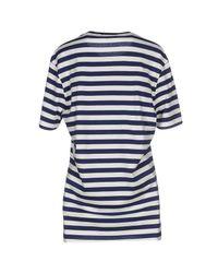Burberry Brit - Blue T-shirt - Lyst